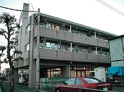 郡慶マンション[301号室]の外観