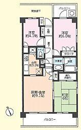 京王橋本パークホームズ弐番館4階 橋本駅歩11分