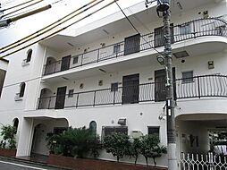 東京都大田区千鳥1丁目の賃貸マンションの外観