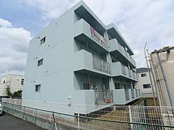 栄幸マンション[3階]の外観