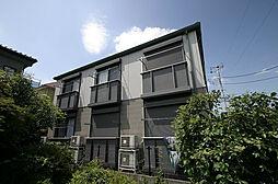 グレースII[2階]の外観