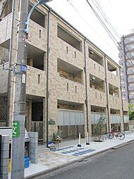 コートヴィラ新高円寺[3階]の外観