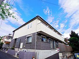 アムールYutaka[1階]の外観