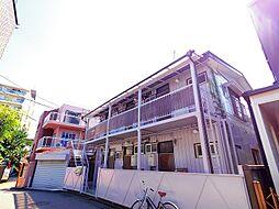 コーポ富士[2階]の外観