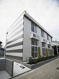大阪府大阪市西淀川区御幣島4丁目の賃貸アパートの外観