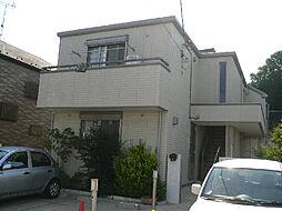 東京都小平市鈴木町1丁目の賃貸アパートの外観