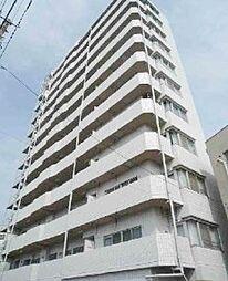 東京都葛飾区新宿1丁目の賃貸マンションの外観
