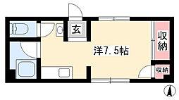 黄金駅 3.4万円
