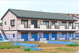 ソレイユド・南柏PI[1階]の外観