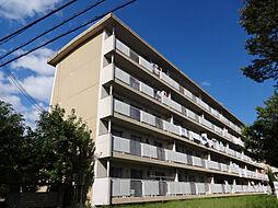 兵庫県三木市志染町西自由が丘2丁目の賃貸マンションの外観