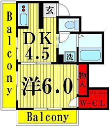本所吾妻橋駅 7.2万円