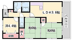 はりま勝原駅 5.1万円