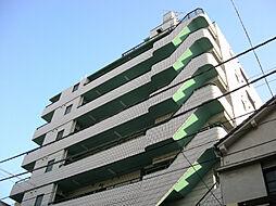 ピースフル平塚[4階]の外観