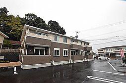 福岡県北九州市小倉南区長尾4丁目の賃貸アパートの外観