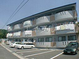 プロムナード万々[2階]の外観