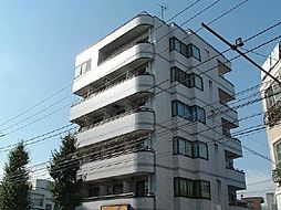 ホワイトシティ[4階]の外観