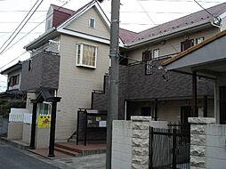 オートハイツ平塚[203号室]の外観