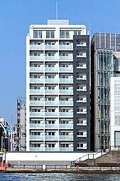 アパートメンツ浅草橋リバーサイド[906号室]の外観