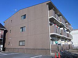 愛知県名古屋市天白区植田2丁目の賃貸マンションの外観