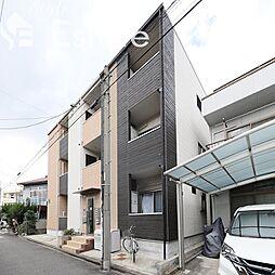 近鉄名古屋線 米野駅 徒歩7分の賃貸アパート