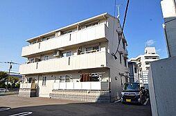 福岡県北九州市小倉北区熊本2丁目の賃貸アパートの外観