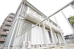 愛知県名古屋市天白区野並4丁目の賃貸アパートの外観