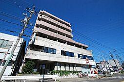 GARDEN BUILD城下(ガーデンビル)[5階]の外観
