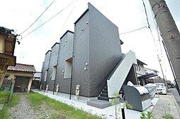 Xevi Flat[1階]の外観