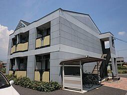 シャトー友喜II[1階]の外観