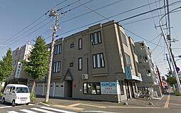 北海道札幌市東区北二十条東16丁目の賃貸アパートの外観