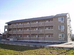 富山県富山市中川原新町の賃貸アパートの外観
