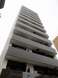 東京都北区田端2丁目の賃貸マンションの外観