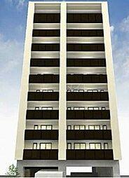 モダンパラッツォ天神北[6階]の外観