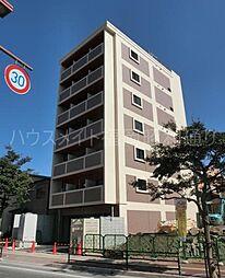 福岡県福岡市中央区港2丁目の賃貸マンションの外観