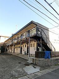 川村ハイツ[105号室]の外観