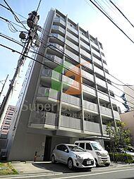 東京都台東区蔵前2丁目の賃貸マンションの外観