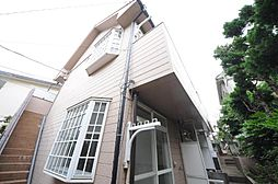 千葉県柏市柏の賃貸アパートの外観