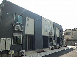 兵庫県三木市福井3丁目の賃貸アパートの外観