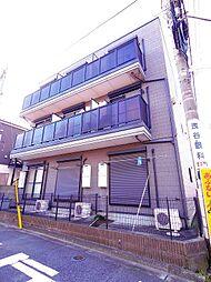 東京都東村山市本町3丁目の賃貸アパートの外観
