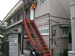 兵庫県伊丹市荻野1丁目の賃貸アパートの外観
