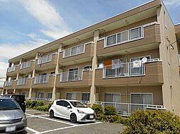 長野県松本市征矢野2丁目の賃貸アパートの外観
