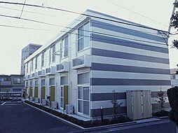 埼玉県さいたま市南区大谷口字東中尾の賃貸アパートの外観