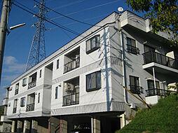 長野県上田市神畑の賃貸マンションの外観