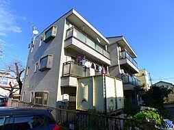 マーヴェラスマンション[2階]の外観
