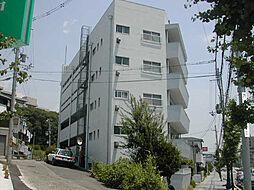 郷免住宅ビル[3階]の外観