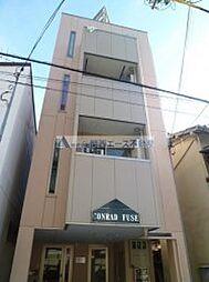 コンラッド布施[4階]の外観