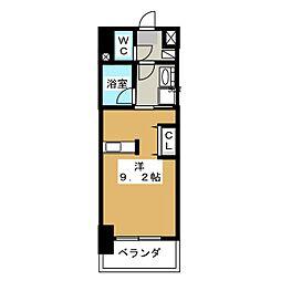レジディア丸の内[11階]の間取り