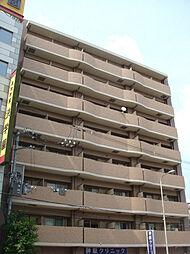 ブルージュ天王寺[3階]の外観