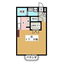 サンフェリーチェ・17[1階]の間取り