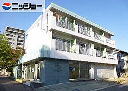 鶴田ビル[3階]の外観
